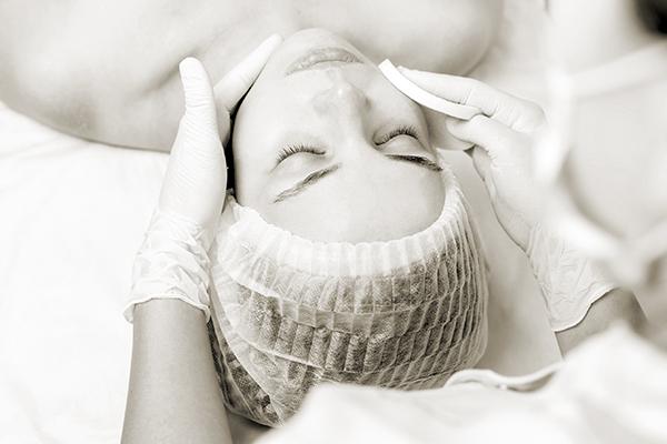 Tratamientos faciales - Limpiezas